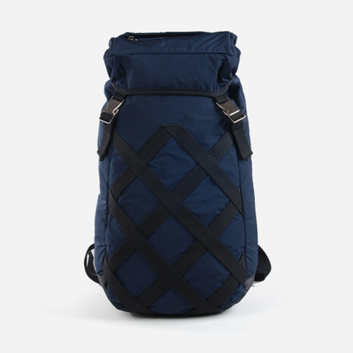 KENNETH Tape net flap Backpack